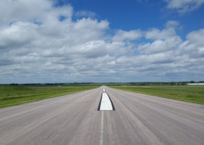 Runway Reconstruction and Taxiway Addition for Brookings Municipal Airport