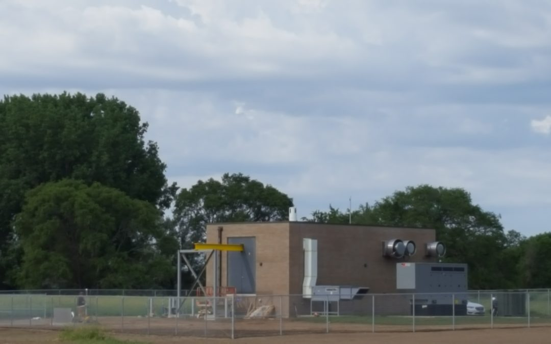 Wastewater Lift Station for the City of Yankton